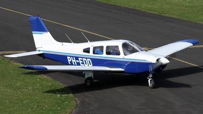 PH-EDD - Piper PA-28-161 Warrior II - Private