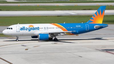 N241NV - Airbus A320-214 - Allegiant Air