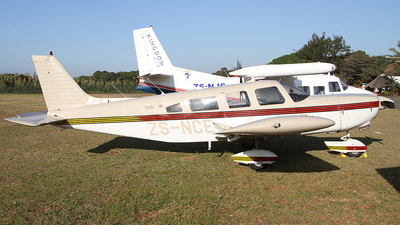 ZS-NCE - Piper PA-32-300 Cherokee Six - Private