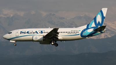UP-B3712 - Boeing 737-35B - Scat Air Company