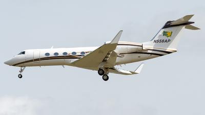 N558AP - Gulfstream G450 - Private