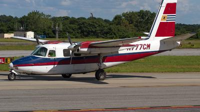 N777CM - Aero Commander 500B - Private