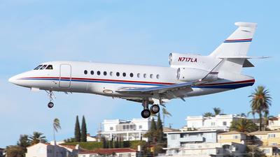 N717LA - Dassault Falcon 900EX - Private