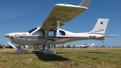 19-7612 - Jabiru J230 - Private