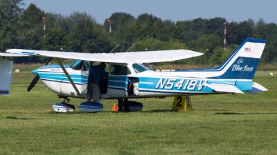 A picture of N5418V - Cessna R172K Hawk XP - [R1722296] - © Dutch