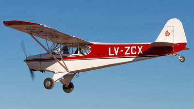 LV-ZCX - Piper PA-11-90 Cub Special - Private