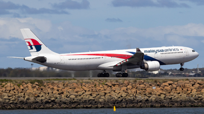 9M-MTD - Airbus A330-323 - Malaysia Airlines