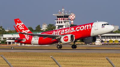 HS-CBK - Airbus A320-251N - Thai AirAsia