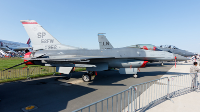 91-0352 - General Dynamics F-16CJ Fighting Falcon - United States - US Air Force (USAF)
