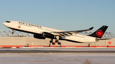 A picture of CGFUR - Airbus A330343 - Air Canada - © Daniel Lapierre Forget