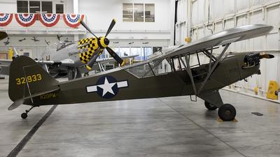 N20PM - Piper L-4H Cub - Private