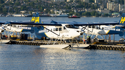 C-FHAA - De Havilland Canada DHC-3T Vazar Turbine Otter - Harbour Air
