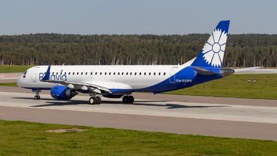 EW-532PO - Embraer 190-200LR - Belavia Belarusian Airlines