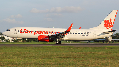 PK-LPM - Boeing 737-8GP - Lion Air