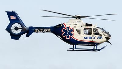 N230AM - Eurocopter EC 135P2+ - Air Mercy Services (AMS)