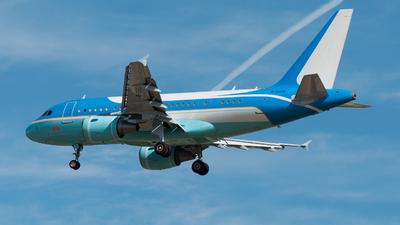 B-6186 - Airbus A318-112(CJ) Elite - China Eastern Airlines Executive Air