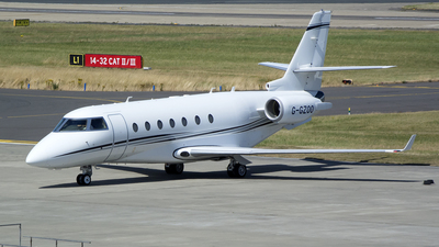 G-GZOO - Gulfstream G200 - Private