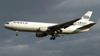 N541SA - McDonnell Douglas DC-10-30(F) - World Airways