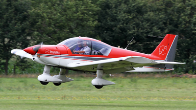 OO-CJD - Robin HR200/120B - Private