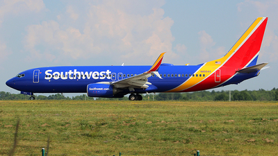 A picture of N8554X - Boeing 7378H4 - Southwest Airlines - © Chrisjake