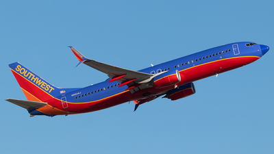 N8624J - Boeing 737-8H4 - Southwest Airlines