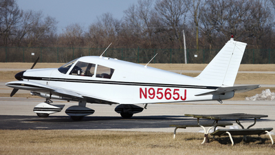 N9565J - Piper PA-28-180 Cherokee - Private