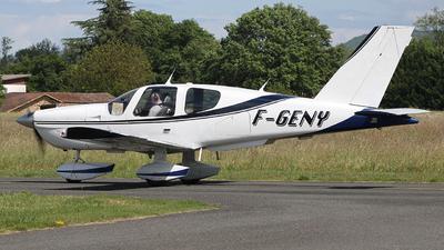 F-GENY - Socata TB-10 Tobago - Private