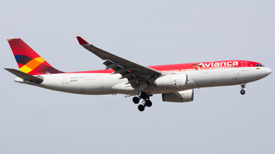 A picture of N973AV - Airbus A330243 - Avianca - © Aldo Martinelli