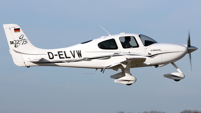 D-ELVW - Cirrus SR22-GTS - Private