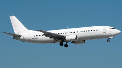 N418US - Boeing 737-401 - Swift Air