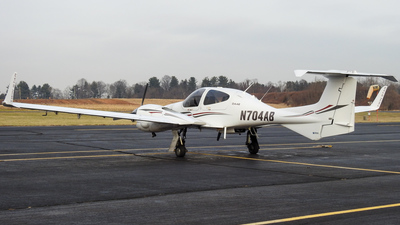 N704AB - Diamond DA-42 Twin Star - Private