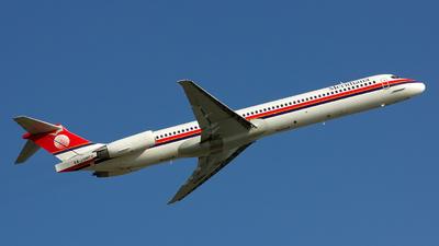 I-SMEV - McDonnell Douglas MD-82 - Meridiana