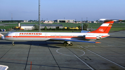 DDR-SEY - Ilyushin IL-62M - Interflug