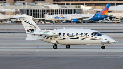 N785JH - Piaggio P-180 Avanti - Golden Falcon Aviation
