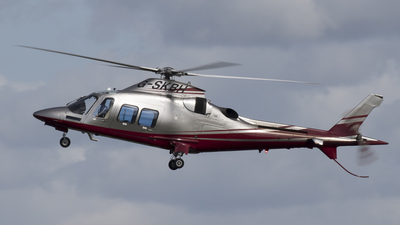 G-SKBH - Agusta-Westland AW-109SP - Private