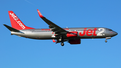 A picture of GJZHY - Boeing 7378MG - Jet2 - © Muccapazza75 - Leone Roberto