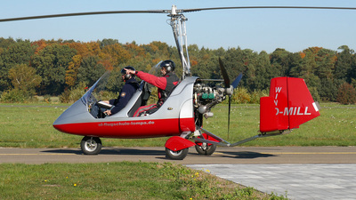 D-MILL - Autogyro Europe MT-03 Eagle - Private