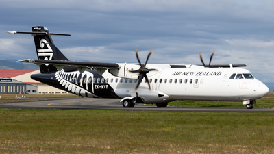 ZK-MVF - ATR 72-212A(600) - Air New Zealand Link (Mount Cook Airline)