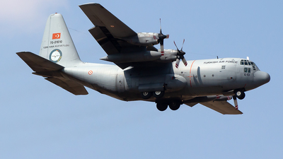 70-01610 - Lockheed C-130E Hercules - Turkey - Air Force