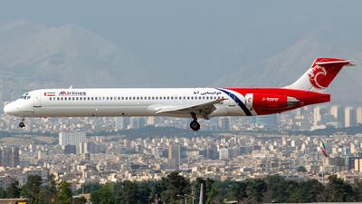 EP-TAM - McDonnell Douglas MD-83 - ATA Airlines [Iran]