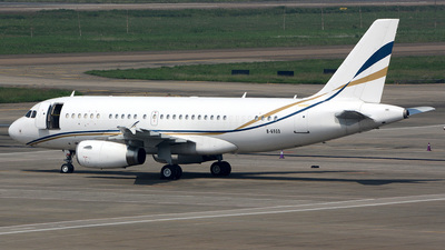 B-6933 - Airbus A319-133X(CJ) - Yalian Business Jet