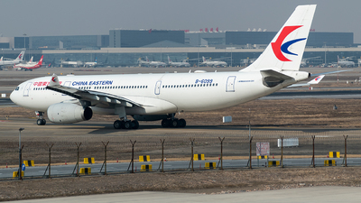 B-6099 - Airbus A330-243 - China Eastern Airlines