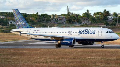 N547JB - Airbus A320-232 - jetBlue Airways