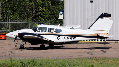 C-FERF - Piper PA-23-250 Aztec - Cargair