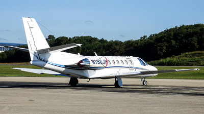 N196JP - Cessna 560 Citation Encore - Private