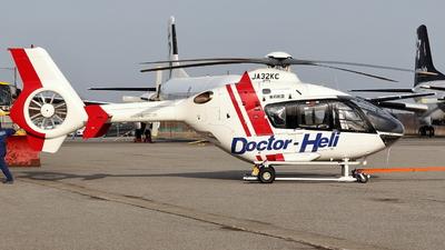 JA32KC - Eurocopter EC 135T2 - Toho Air Service