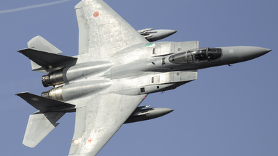52-8855 - McDonnell Douglas F-15J Eagle - Japan - Air Self Defence Force (JASDF)