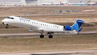 A picture of N796SK - Mitsubishi CRJ701ER - United Airlines - © HA-KLS