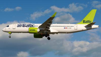 YL-CSH - Bombardier CSeries CS300 - Air Baltic