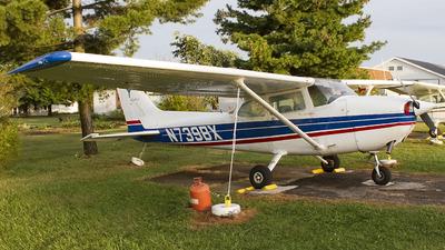 A picture of N739BX - Cessna 172N Skyhawk - [17270423] - © Jeremy D. Dando